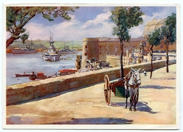 MALTA : ST. BARBARA BASTION - Malta