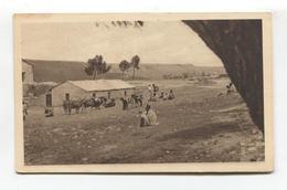 Eritrea - Casolare Eritreo - Eritrean Farmhouse - 1935 Italian Occupation Postcard - Eritrea