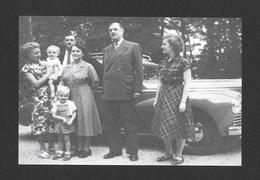 POLITIQUE - LE GÉNÉRAL CHARLES DE GAULLE ET SA FAMILLE SON ÉPOUSE ET SON FILS AMIRAL DE GAULLE - Personnages