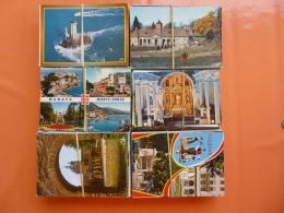 LOT 4000 CARTES MODERNES, DONT 200 FORMATS DIVERS - Cartes Postales