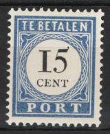 Olanda 1894 Segnatasse Unif. 22 */MH VF/F - Postage Due