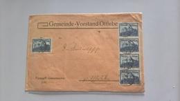 BUSTA AFFRANCATA GERMANIA - Allemagne