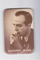 Miroir De Poche Publicitaire = Vedette, Cinéma,... Bernard BLIER (fr60) - Publicité