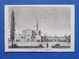 Cartolina Ferrara - Celebrazione Del IV Centenario Ariostesco - 1933 - Non Classificati