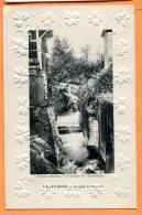Oct084, Aix-Les-Bains, Gorges Du Sierroz, Relief, Circulée Sous Enveloppe - Aix Les Bains