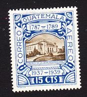 Guatemala, Scott #C92d, Used, Pan-American Building, Issued 1938 - Guatemala