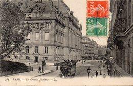 CPA PARIS - LA NOUVELLE SORBONNE - France