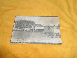 CARTE POSTALE PHOTO ANCIENNE CIRCULEE DE 1911. / HEMETTE - CO. STORE NEVADA ILL. / CACHET + TIMBRE. - Etats-Unis