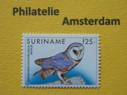 Suriname 1993, FAUNA BIRDS OISEAUX VOGELS VÖGEL AVES: Mi 1429, ** - Unclassified