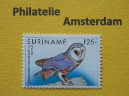 Suriname 1993, FAUNA BIRDS OISEAUX VOGELS VÖGEL AVES: Mi 1429, ** - Vogels