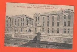 ET/184 CHERBOURG  HOTEL ATLANTIQUE LA BASSE NORMANDIE PITTORESQUE 2363 - Cherbourg