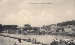 02- Vic Sur Aisne  Vue Panoramique - Vic Sur Aisne
