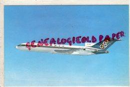 AVIATION- AVION OLYMPIC AIRWAYS - BOEING 727-200- EDITEUR GRECE PAPADOPOULOS - 1946-....: Era Moderna
