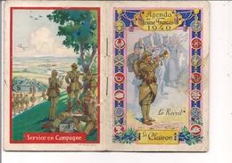 Agenda Du Jeune Français 1940  Appartenu à Un Habitant De GUEBWILLER - Other