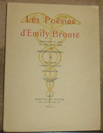 Les Poësies D'Emily Brontë - Poetry