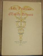 Les Poësies D'Emily Brontë - Poésie