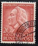 Bund 1953, Michel# 175 O - Gebruikt