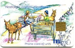 St. Maarten - Tel-Em SX-TEM-0011B - Nostalgic Communications - Meeting On The Road (Chip GEM1B White) - Antilles (Netherlands)