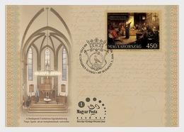 Hongarije / Hungary - Postfris/MNH - FDC 450 Jaar Unitarian Kerk 2018 - Ungarn