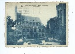 Onze Lieve Vrouw Waver Wavre Notre Dame Institut Des Ursulines  Eglise Côté Est - Sint-Katelijne-Waver