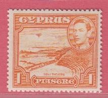 1938 ** (sans Charn., MNH, Postfrish)   Yv  137  Mi  140 SG 154 - Unused Stamps