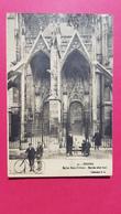 10 Aube, Troyes, Eglise Saint-Urbain, Entrée Côté Sud, Animée, 1910, (T. G.) - Troyes