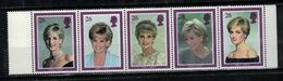 GRANDE BRETAGNE- DIANA- Yvert N° 2017 / 1 - Unused Stamps