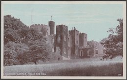 Norris Castle From The Sea, East Cowes, Isle Of Wight, C.1910 - J Welch & Sons Postcard - Cowes