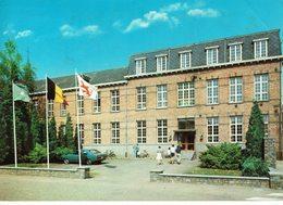 HEUSDEN-H.HART COLLEGE-INGANG VAN DE STICHTINGSGEBOUW - Heusden-Zolder