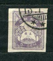 Japan Nr.166          O  Used        (182) - Usati
