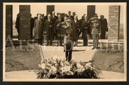 Photo Postcard / ROYALTY / Belgium / Belgique / Roi Baudouin / Koning Boudewijn / Bastogne / 1951 - Bastogne
