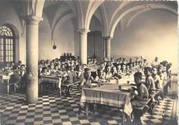 80-VALLOIRE- ABBAYE DE VALLOIRE- REFECTOIRE DES CISTERONS - France