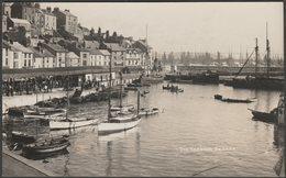 The Harbour, Brixham, Devon, C.1920 - RP Postcard - England