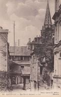 Cp , 50 , SAINT-LÔ , Rue Henri Amiard - Saint Lo