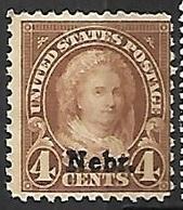 US  1929  Sc#673  4c  Nebr  MNH**  2016 Scott Value $35 - Unused Stamps