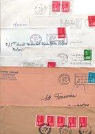 MARCOPHILIE LOT DE LETTRES AU TYPE BEQUET - Postzegels