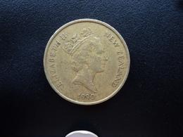 NOUVELLE ZÉLANDE : 2 DOLLARS   1990 (l)  KM 79    TTB - New Zealand