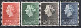 Olanda 1954 Unif. 631/31C **/MNH VF - Period 1949-1980 (Juliana)