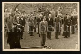 Photo Postcard / ROYALTY / Belgium / Belgique / Roi Baudouin / Koning Boudewijn / Liège / 1951 - Liege