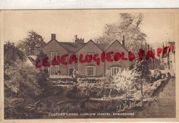 ROYAUME UNI- ANGLETERRE- LUDFORD LODGE- LUDLOW HOSTEL - SHROPSHIRE - RARE - Shropshire