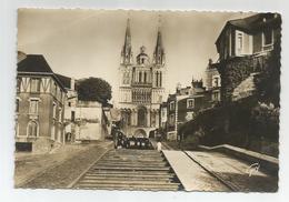 49 Angers La Cathédrale Mars 1944 Ed Leconte 702 - Angers