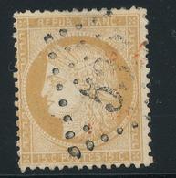 N°59 NUANCE OBLITERATION - 1871-1875 Cérès