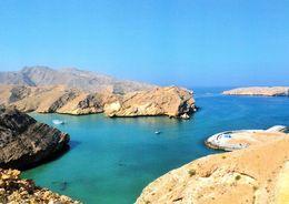 1 AK Oman * Küstenlandschaft Des Oman - Outside Old Muscat * - Oman