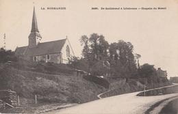 CARTE POSTALE DE QUILLEBOEUF / LILLEBONNE / CHAPELLE DU MESNIL - France