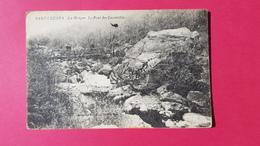 Belgique, Liège, Jalhay, Sart-Lez-Spa, La Hoêgne, Le Pont Des Cascatelles, Animée, 1910, () - Jalhay