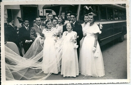 03 MONTLUCON    MARIAGE - Anonymous Persons