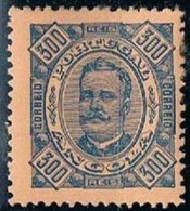 Angola, 1893/4, # 36 Dent. 12 1/2, MH - Angola