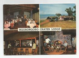 Afrique Tanzanie Tanzania Ngorongoro Crater Lodge - 2scans - Tanzanía