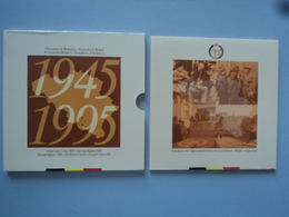BELGIQUE : COFFRET FDC 1995   KM MS8 * - 1993-...: Albert II