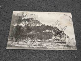 ANTIQUE POSTCARD CUBA HABANA MORRO CASTLE , SANTIAGO DE CUBA  CIRCULATED NO STAMP - Postcards